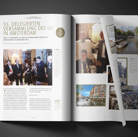 Ambassador-Magazin
